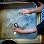 皿洗いの時間を有意義に使いたいという話