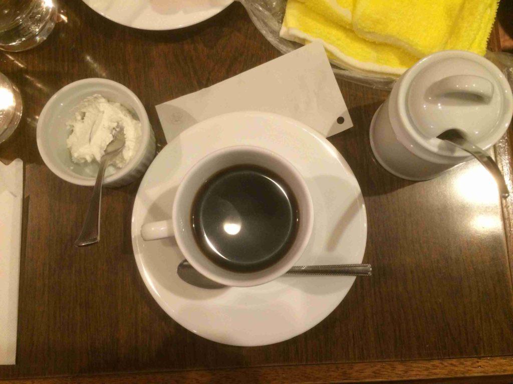 【you】ホットコーヒー